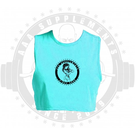 AAA APPAREL | SPORTS CROP TOP