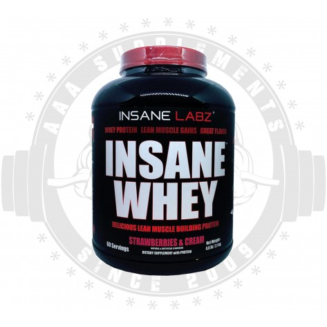 Insane Labs - Insane Whey - 2Kg