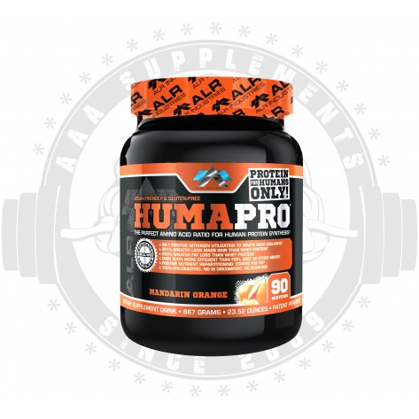 ALR INDUSTRIES - HUMAPRO PROTEIN | EAA (90 SERVE )