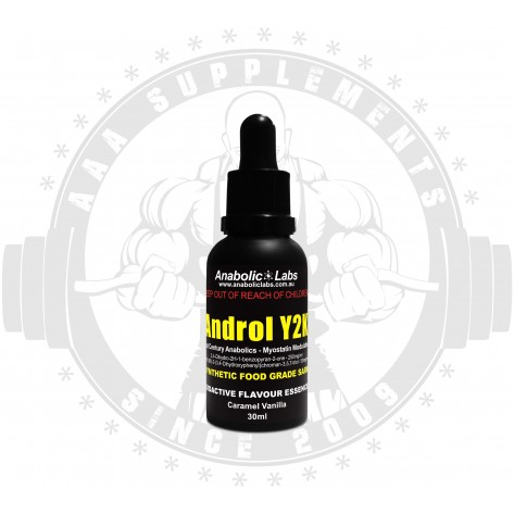 ANABOLIC LABS - Androl Y2k | 300mg/ml