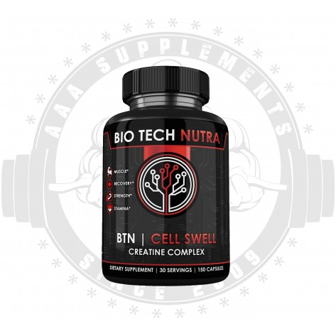 BIO TECH NUTRA - BTN | CELL SWELL CREATINE COMPLEX (30 SERVE)