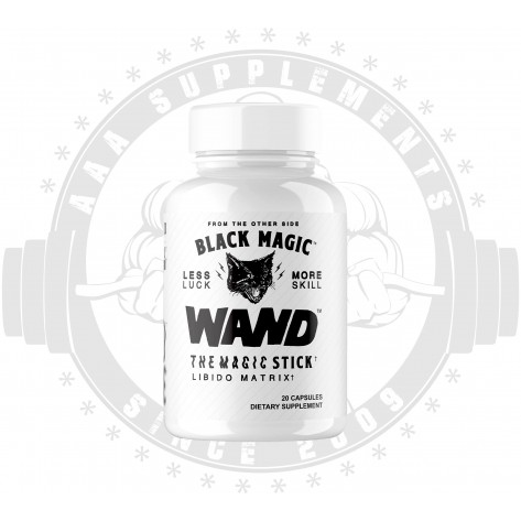 BLACK MAGIC - WAND | LIBIDO MATRIX (10 SERVE)