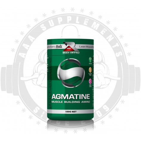 BODY RIPPED - AGMATINE (100 SERVE)