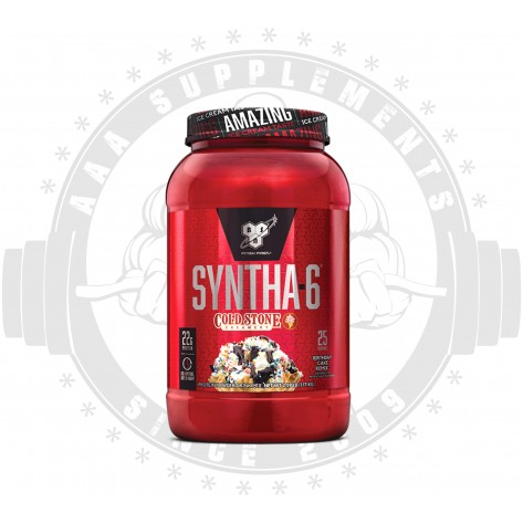 BSN - SYNTHA-6 COLD STONE 1.17KG (25 SERVES)