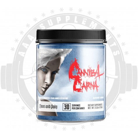 CHAOS & PAIN - CANNIBAL CARNA BCAA (30 SERVE)