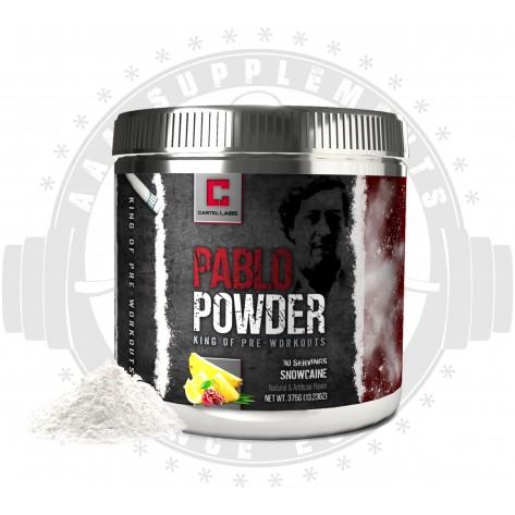 CARTEL LABS - PABLO POWDER (30 SERVE) *USA*