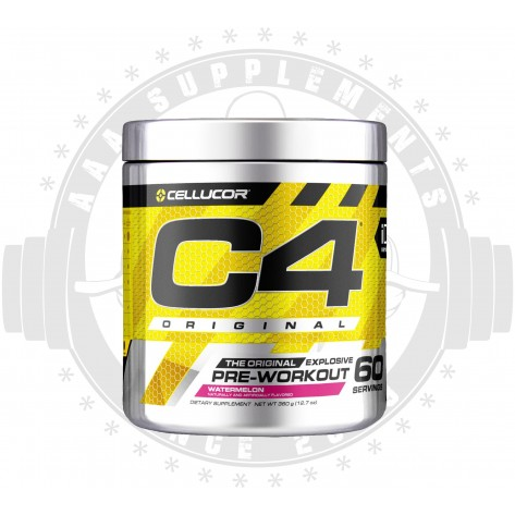 CELLUCOR - C4 ORIGINAL iD SERIES (60 SERVE)