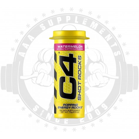 CELLUCOR - C4 SHOT ROCKS (1 SERVE)