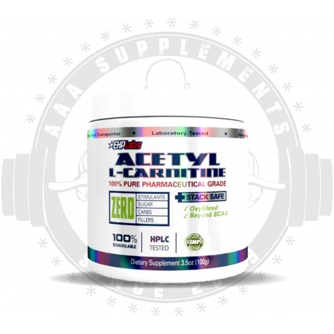 EHP LABS - ACETYL L-CARNITINE   WEIGHT LOSS SUPPORT (100 SERVE)