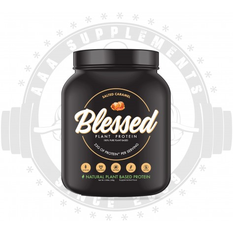 EHP LABS   Blessed Plant Protein 1lbs (480g)