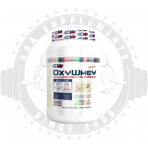 EHP LABS - OxyWhey (960g) (2lbs)