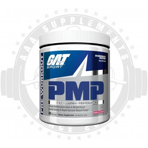 GAT - PMP | PRE-WORKOUT (30 SERVE)