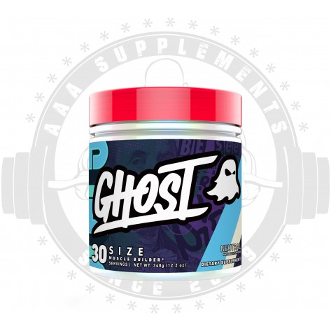 GHOST | Size  | 30 Serve