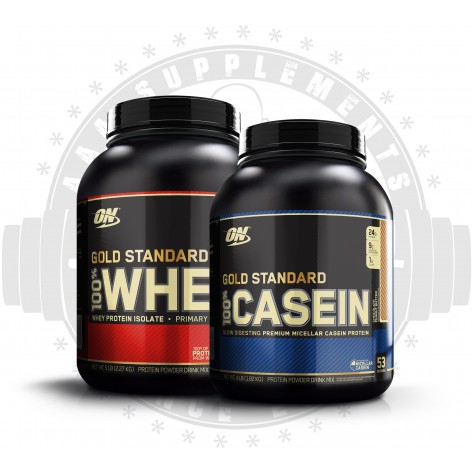 GOLD STANDARD PROTEIN STACK