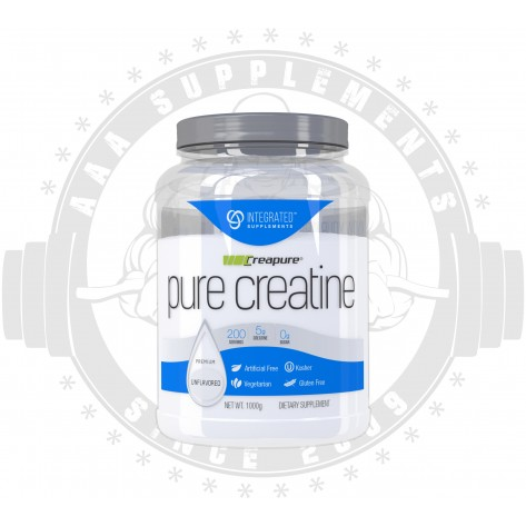 INTEGRATED SUPPLEMENTS - Pure Creatine (1KG)