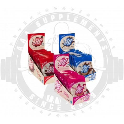 Justine's - Protein Cookies (Box of 12)