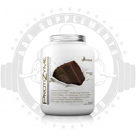 METABOLIC NUTRITION - PROTIZYME [ 5lbs | 2.3kg | 65 Serves ]