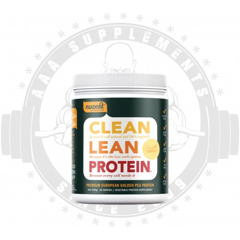 Nuzest | Clean Lean Protein (Golden Pea) | 500g