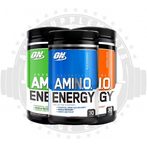 ESSENTIAL AMIN.O ENERGY 3 PACK (3 x 30 SERVE)