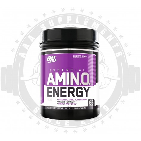 OPTIMUM NUTRITION - ESSENTIAL AMIN.O ENERGY (65 SERVE)
