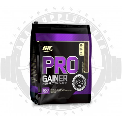 OPTIMUM NUTRITION - PRO GAINER 4.62KG