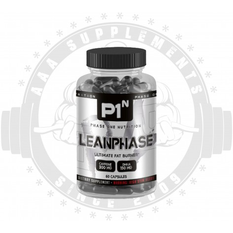 PHASE ONE NUTRITION - LEAN PHASE | FAT BURNER (60 SERVE) *USA*
