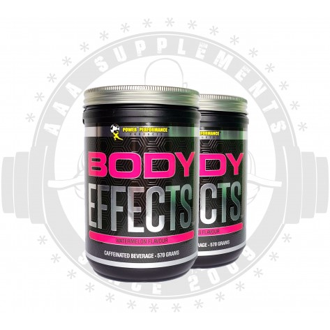 POWER PERFORMANCE - Body Effects 570g **DOUBLE DEAL**