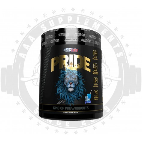EHP LABS - PRIDE | PRE-WORKOUT (40 SERVE)