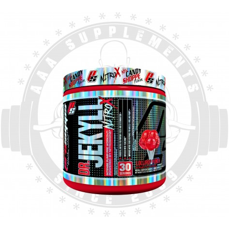 PRO SUPPS | DR. Jekyll Nitro-x | 30 Servings