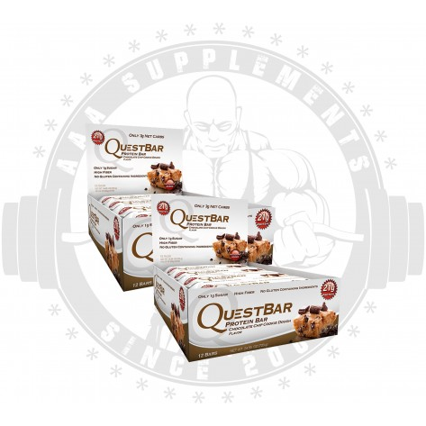 QUEST NUTRITION - Quest Bars (Box of 12)