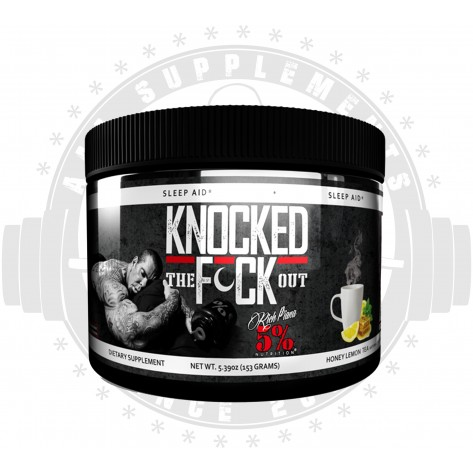 RICH PIANA 5% NUTRITION - KNOCKED THE FUCK OUT (30 SERVE)