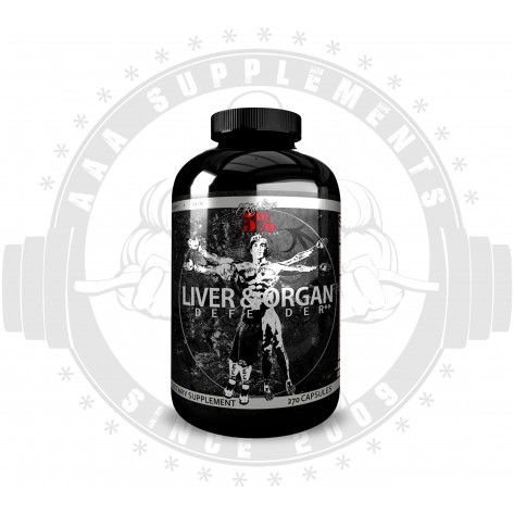 RICH PIANA 5% NUTRITION - ORGAN AND LIVER DEFENDER (30 SERVE) *BEST BEFORE 10/19*