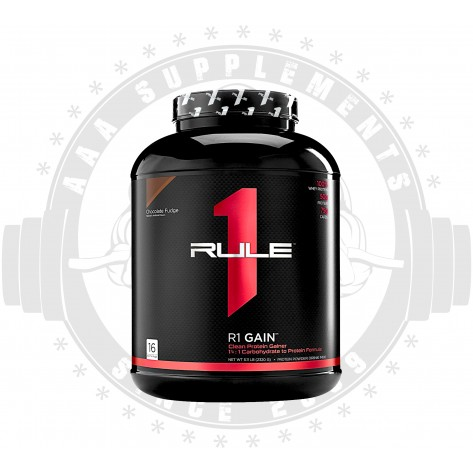 RULE ONE - R1 RED CLEAN MASS GAINER (16 SERVE) (2.3KG)