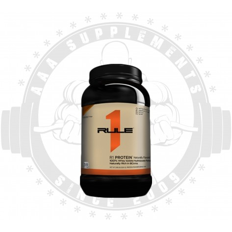 RULE ONE PROTEINS - R1 PROTEIN NATURAL (38 SERVE)(2.5lbs)