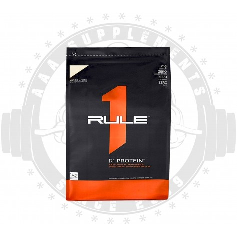 RULE ONE - R1 PROTEIN | WHEY ISOLATE (152 SERVE) (10lbs)