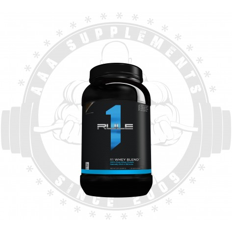 RULE ONE PROTEINS - R1 WHEY BLEND (28 SERVE)(2LBS)
