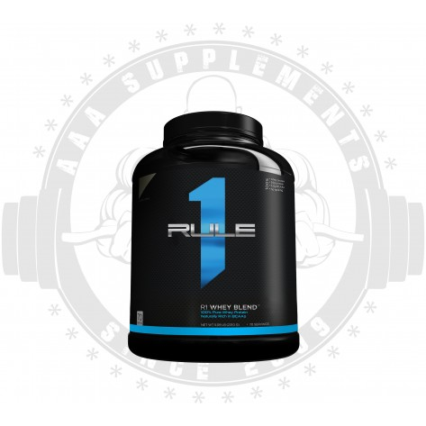 RULE ONE PROTEINS - R1 WHEY BLEND (70 SERVE)(5LBS)