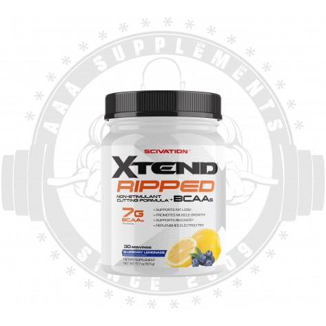 Scivation | Xtend Ripped | 30 Serves