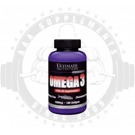 ULTIMATE NUTRITION - Omega 3 90 tabs