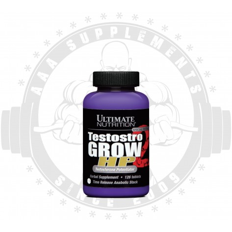 ULTIMATE NUTRITION - TestosteroGROW 2 HP