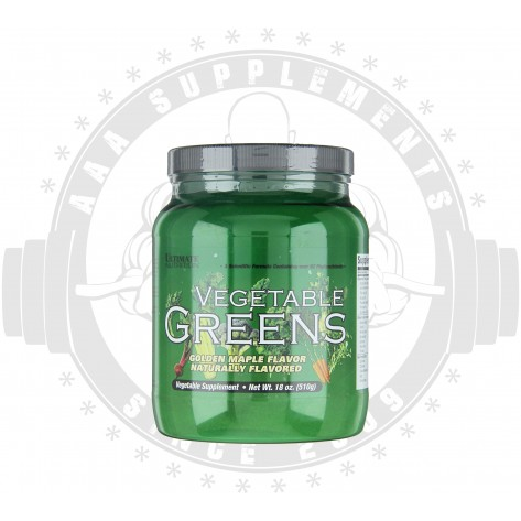 ULTIMATE NUTRITION - Vegetable Greens 510G