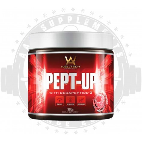 WELL TECH NUTRITION | PEPT-UP | (60 CAPS)