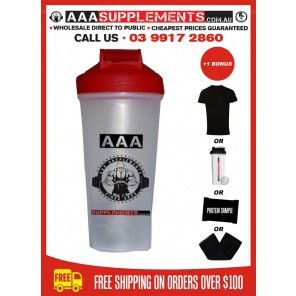AAA SPIDER - Shaker Bottle 800ml