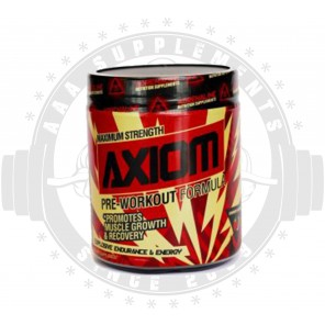 Adrenaline Nutrition Supplements - Axiom (25 Serves)