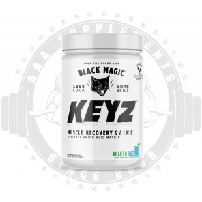BLACK MAGIC - KEYZ | EAA + BCAA (30 SERVE)