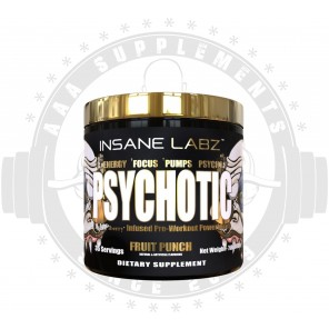 Insane Labz - Psychotic Gold - 35 Serves