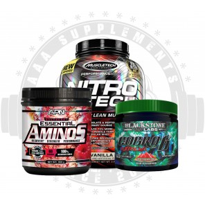 AAA Lean Stack