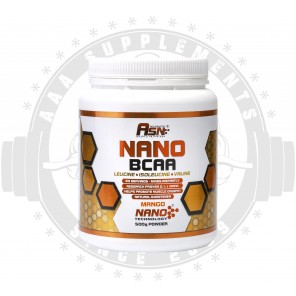 ASN SPORTS NUTRITION - NANO BCAA (83 SERVE)