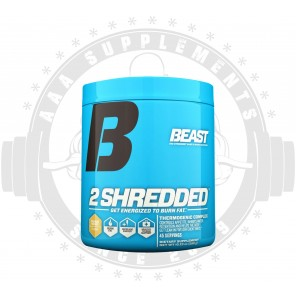 BEAST - 2 Shredded Powder 45 Serves STRONGER VERSION *BEST BEFORE 02/20*