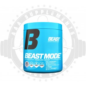 BEAST - Beast Mode - 30 Serves pre workout